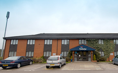Travelodge Wrexham Hotel