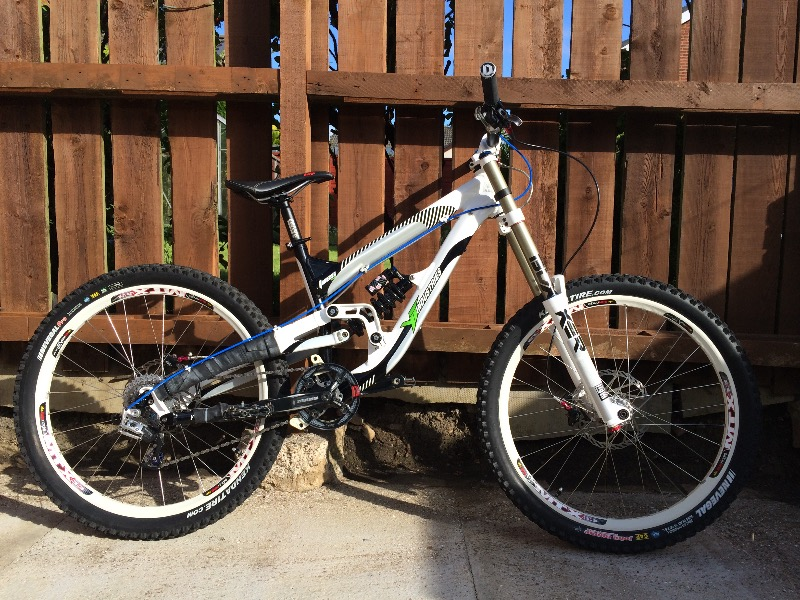 YT Industries Tues DH  Downhill   23188