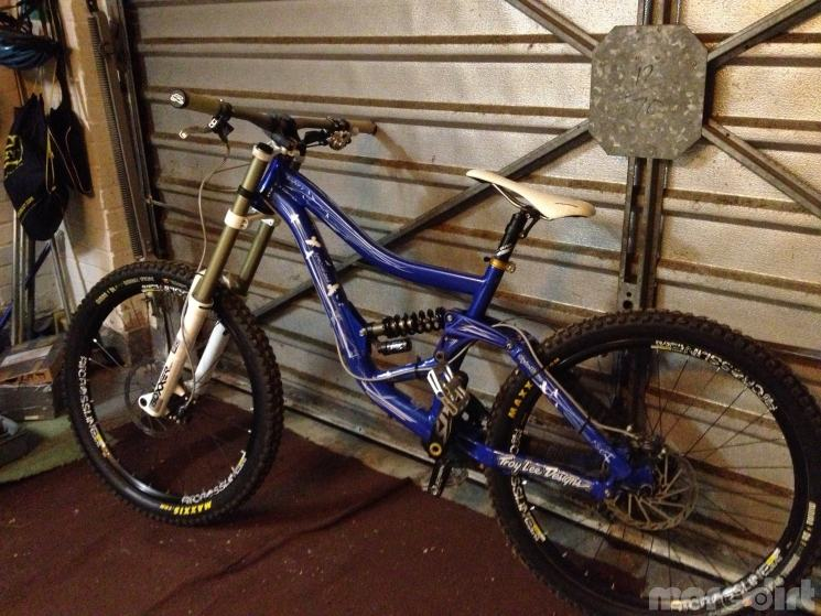 Specialized Big Hit 2 2010 Downhill 34588