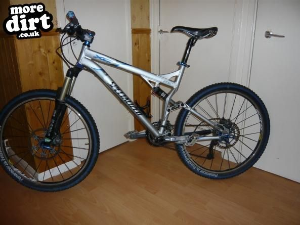 Specialized FSR XC Comp 2008 (completly re-built) |XC