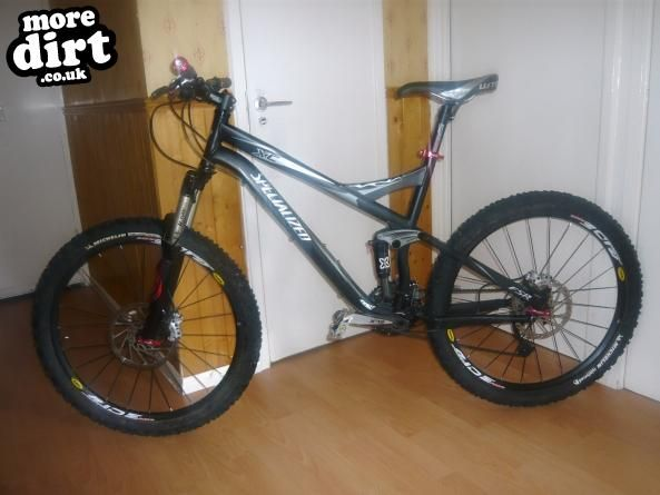 Specialized FSR XC Comp 2009 (completly re-built) |XC