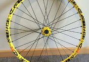 Mavic Deemax Ultimate front and rear wheels