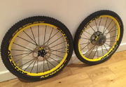++++ Mavic Crossmax Enduro 650b Wheelset Like New ++++