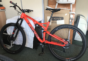 Whyte T-130 2016 Mountain Bike