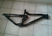 Vitus Escarpe frame (medium)