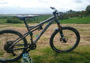 2014 Whyte G150 Works Medium
