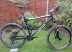 Canyon Nerve XC 120mm Full Sus, XL