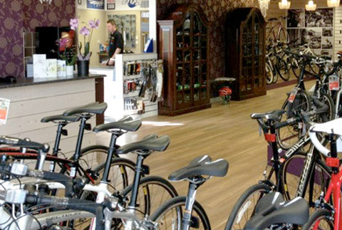 Hot Pursuit Cycles - Kingsteignton