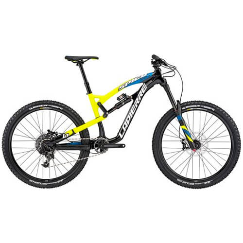 Lapierre Spicy 527 Suspension Bike 2017