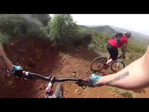 XC Cyprus - Downhill Section