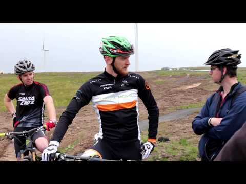 Whitelee Mountain Bike Track Opening Day