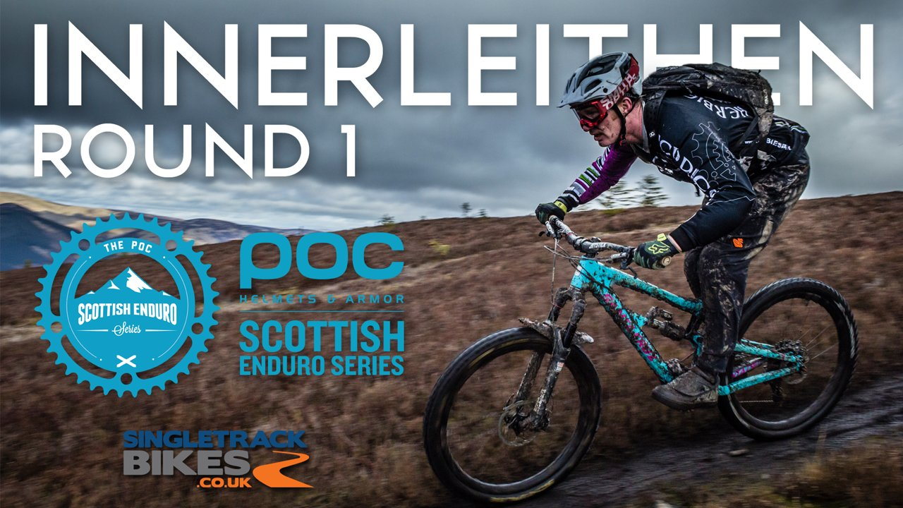 Scottish Enduro Series 2015:  Round 1 - Innerleithen