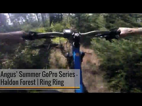 Angus' Summer GoPro series - Haldon Forest | Ring Ring