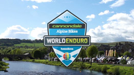 Cannondale Alpine Bikes World Enduro: The TweedLove EWS