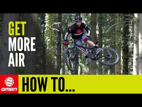 How To Jump Higher – Get More Air On Your Mountain Bike