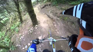 Bike Park Wales Melted Welly June  15