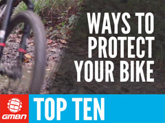 Top 10 Ways To Protect Your Mountain Bike This Winter
