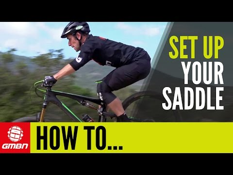How To Set Up Your Mountain Bike Saddle And Seatpost