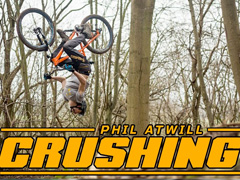 Phil Atwill: Crushing It