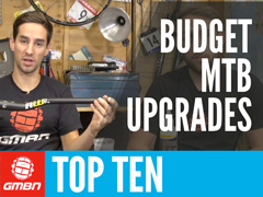 Top 10 Budget Mountain Bike Upgrades