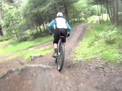 Glentress Bike Park/Jumps Line