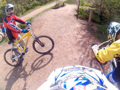 Stile Cop Bike Park April 2015