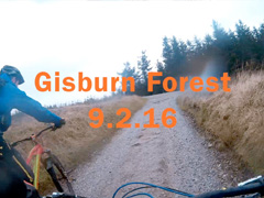 Gisburn Forest Red, Black, Hope Line and Leap of Faith 9/2/16