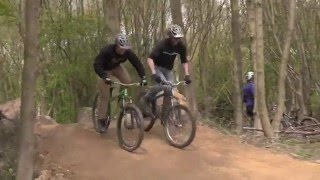 Parkwood Springs - Dual Track Opening 2016 Sheffield