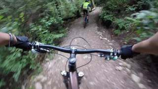 Mountain Biking on the North Shore 2016