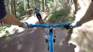 Mountain biking - Squamish, Half Nelson - 2016 - GoPro