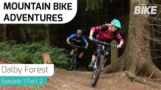 Mountain Bike Adventures Dalby Forest Part Two