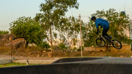 India's Newest Bike Park - Velosolutions