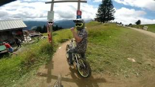 Morzine-Chatel 2017 Mountain bike
