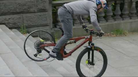 Watch Danny MacAskill Smashing Carbon Wheels