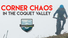 Chaos Corner - Comedy Crashes at the Naughty Northumbrian