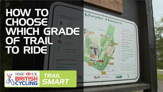 How to: choose which grade of mountain bike trail to ride