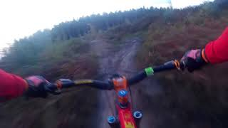 Grenoside Woods: Pub Run Jump Line
