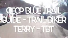 QECP Blue Trail Guide - Trail Biker Terry (TBT)
