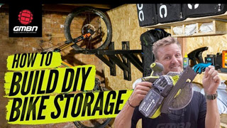 How To Build DIY Bike Storage