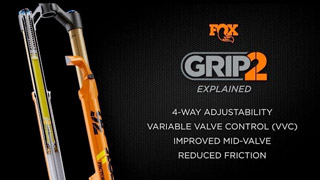 What goes on inside a Fox suspension fork?