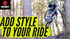 How To Be Stylish On Your Mountain Bike | MTB Skills