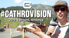 Andorra World Cup Track Walk - #CathroVision 2019