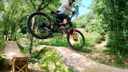 Ben Deakin visits the new Dartmoor MTB Bikepark