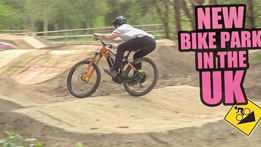 This New Bike Park is Epic!