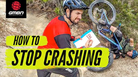 How To Stop Crashing On Your Mountain Bike