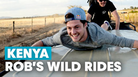 Matt Jones and Rob Warner Explore Kenya on MTB