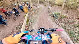Tidworth Hooper Hoohah Downhill MTB Race