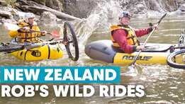 Surviving The Wilderness of New Zealand on MTB