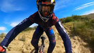 Aaron Gwin Goes Flat Out in Laguna Beach - POV