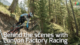 Behind the scenes with Canyon Factory Racing